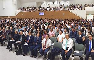 2019 이사 교회 순장 연합수련회